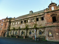 Springburn Public Halls (Michelle O'Connell Photography) Tags: cinema building abandoned architecture sandstone glasgow empty halls statues haunted spooky residence mainhall derelict sculptures listed housingestate springburn picturehouse publichalls millbankstreet springburnglasgow michelleoconnellphotography keppochillroad moviehoouse millarbankstreet springburnhall