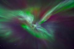 Aurora Borealis, Troms, Norway (tomalen) Tags: norway solar arctic aurora northernlights northernligths