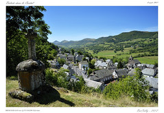 Cheylade [Cantal] (BerColly) Tags: mountain france montagne landscape google flickr village valley paysage auvergne vallée cantal cheylade bercolly