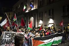 Solidarietà con la Palestina!