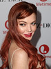 Lindsay Lohan arrives at the premiere of 'Liz and Dick' at the Beverly Hills Hotel