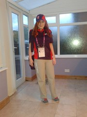 Day before I went to London to start the adventures! (Ema W) Tags: london olympics olympics2012 london2012 olympic2012 gamesmakers gamesmaker gamesmakervolunteer
