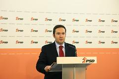 Conferência de Imprensa do Vice-Presidente Jorge Moreira da Silva