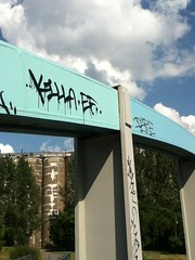 Killllllaah - Ef (Honorable Gem Seller) Tags: graffiti montreal ottawa trains da letter 819 hull straight vc gs bombing 514 dbs abm omb 613 skc nfnc