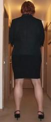 Look Mom, I have hips! (didi_lynn) Tags: sexy drag highheels sandals crossdressing hose redhead tgirl hosiery dragqueen stiletto pantyhose crossdresser crossdress gurl platforms tg stilettos sexylegs longlegs stilettoes nylons classy cfm buttshot
