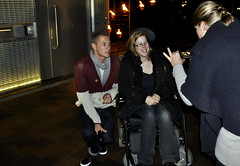 Poseren voor de paswoning (Roberto Maldeno) Tags: thevillage arnhem disabilities healthcarefacility miesbouwman hetdorp
