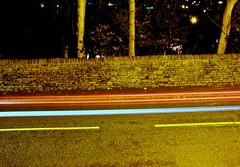 Light trails (very First Attempt) (Astutely Rill666 - Thank you over 1/2 million view) Tags: light lights fuji slowshutter lighttrails lighttrail hs30