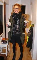 Getting ready for a night out -  With a Sex on the Beach to go (osto) Tags: woman denmark europa europe sony zealand tina dslr scandinavia danmark a300 sjlland  osto alpha300 osto november2012