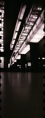 Visiting Moriyama - Turbine Hall (x GONZO x) Tags: film 35mm tate pinhole moriyama