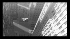 Paperman 2 (Victoria Ying) Tags: new york white black background ying victoria disney environment paperman