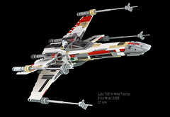 Star Wars Lego 7191 X-Wing Fighter [Ultimate Collector Series] (KatanaZ) Tags: starwars lego ucs xwingfighter ultimatecollectorseries