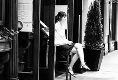 somewhere near Times Square, Manhattan (jev) Tags: leica blackandwhite newyork monochrome manhattan candid streetphotography documentary rangefinder timessquare m8 manual urbanphotography straightphotography leicam8 leicaleitz90mmf28teleelmarit leicaimages