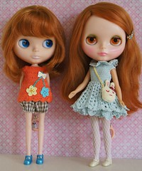 Two sweet redheads