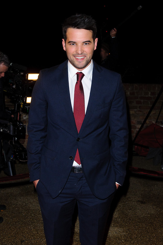 Ricky Rayment The Only Way Is Essex - LIVE episode - James Argent\'s Charity Show - Essex - WENN.com