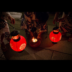 (Masahiro Makino) Tags: lighting festival japan photoshop canon eos kyoto shrine adobe   tamron f28 paperlantern lightroom  yasaka gionmatsuri     1750mm 60d naginataboko  20120716234809canoneos60dls640p