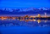 Alaska Anchorage Blue Hour (MarculescuEugenIancuD5200Alaska) Tags: alaska night cloudy anchorage goldenart dragondaggeraward saariysqualitypictures fleursetpaysages outstandingromanianphotographers