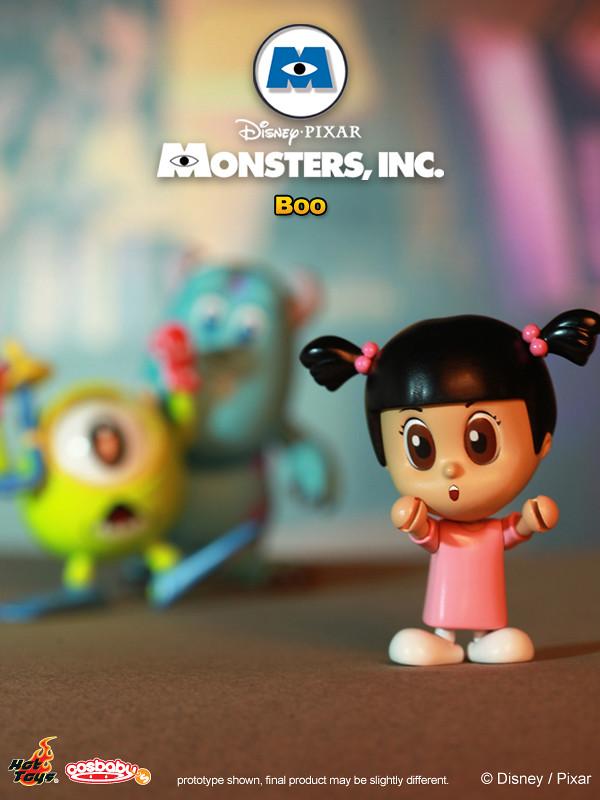 Hot Toys - 怪獸電力公司Cosbaby