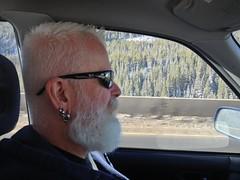 Untitled (tatrrbear) Tags: california bear ohio arizona newmexico beard virginia washingtondc utah illinois colorado pennsylvania beards indiana roadtrip westvirginia missouri canyonlandsnationalpark kansas archesnationalpark bearded fieldsofhavestedcorn tatrrbear