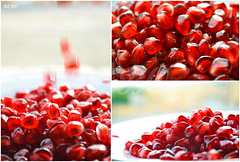 Pomegranate (Bebo | Photography) Tags: morning red food fruits fruit photography healthy pomegranate