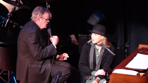 """Garrison Keillor and Diana Krall"", taken by Orbspiders (2012-12-08 19:53:52)"