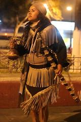 IMG_4657 (Charles J. Scanlon) Tags: dance dancers tribal guadalupe plazadearmas ciudadjuarez matachines ritualdance matachin zonacentro tricaldance