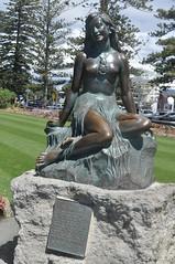 Napier Mermaid (ronindunedin) Tags: new island bay north zealand kiwi napier hawkes