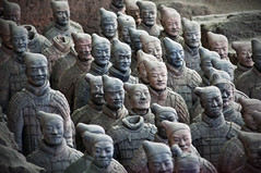 Terra Cotta Warriors (Tommaso Petruzzi ) Tags: