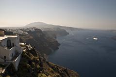 Santorini (DodogoeSLR) Tags: cruise vacation amazing nikon europe ship cliffs santorini greece nikkor oia 16mmf35