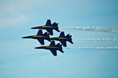 NAS Oceana Airshow 2012 (RGB Imaging) Tags: virginia aircraft military airshow demonstration virginiabeach blueangels nasoceana aerials oceana fa18c virginiavirginiabeach rgbimaging