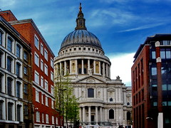 London, St.Pauls Cathedral (gerard eder) Tags: world travel reise viajes europa europe great britain england london city städte ciudades cathedral kathedrale catedral iglesia kirche church