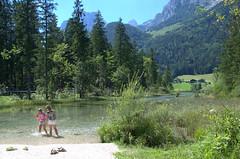 Abkhlung - Chilling (Kurt Haberl) Tags: hintersee alpen alps nationalpark natur nature naturschutzgebiet naturpark ramsau berchtesgaden see lake bergsee berge mountains oberbayern bayern bavaria outdoor landschaft landscape