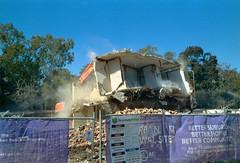 Frame 22.jpg (njcull) Tags: 35mm c41 canberra canoneos33 ef28105mmf3545usm film gc400 kodak kodakmax400 lyneham max400 northbourneavenue owenflats demolition australiancapitalterritory australia