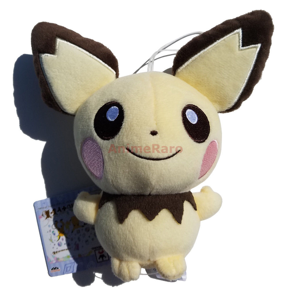 The world 39 s best photos of moon and plush flickr hive mind - Pokemon xy pichu ...