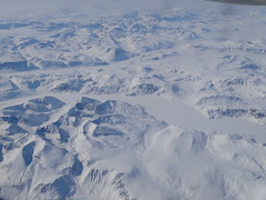 Canada. Flying over the mountains of Baffin Island. (denisbin) Tags: canada snow glaciers muntains quebec baffinisland