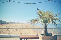 Het strand van Scheveningen. (LRO_1) Tags: nikon nikond7200 d7200 camerabag2 netherlands holland scheveningen denhaag thehague beach coast sea northsea nederland