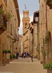 Pienza, Tuscany, Italy (mtm2935) Tags: medieval pienza village italy tuscany
