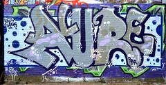 graffiti amsterdam (wojofoto) Tags: amsterdam graffiti streetart wojofoto wolfgangjosten nederland netherland holland ndsm alure