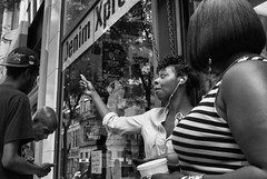 Denim (Rich McPeek) Tags: candid life pennsylvania socialdocumentaryphotography streetphotography streetportrait pittsburgh street