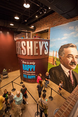 Hershey's Chocolate World (Jemlnlx) Tags: canon eos 5d mark iii ef 1635mm f4 l is usm lens wide zoom hershey park pa pennsylvania theme chocolate experience store tour factory hersheys world