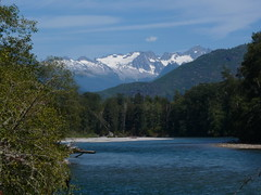 The Skagit River and the North Cascades (edenseekr) Tags: northcascades washingtonstate mountains snowy skagitriver