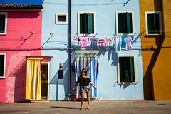 IMG_5289 (Eric.Burniche) Tags: venice veniceitaly venezia veneziaitalia burano buranoitaly italia italy colors colorful homes bright colorsplash island buranoisland travel
