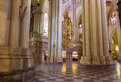 Toledo Cathedral Interior (Context Travel) Tags: madrid toledo shutterstock