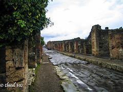 Pompeya Italia (chacalhg) Tags: esther jose mayka mio pompeya pompei campania italia it