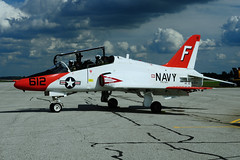 US Navy 163644 (T-45C) (Steelhead 2010) Tags: 163644 usnavy usmarines yxu mcdonnelldouglas t45 goshawk