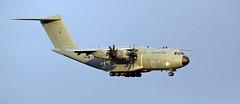 RAF A400M Atlas (NickWakeling) Tags: rafa400matlas atlas a400m zm410 norfolk norwich norwichinternationalairport norwichairport raf canon60d sigma150600mmf563dgoshsmcontemporary