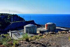 El sueo nuclear. (Howard P. Kepa) Tags: paisvasco euskadi bizkaia lemoniz caladebasordas centralnuclear marcantabrico
