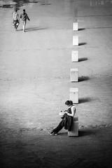 Un-social media (Frank Busch) Tags: frankbusch frankbuschphotography imagebyfrankbusch photobyfrankbusch bw blackwhite blackandwhite city iceland justwalking men monochrome people reykjavik street texting walking woman wwwfrankbuschname wwwfrankbuschphoto