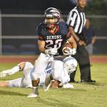 LEHS Varsity Football vs ACFlora 9-9-16