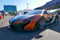 McLaren P1 (theleakybrain) Tags: wheels italy minneapolis car spotting auto p1450096 p1 mclaren
