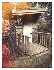 Tree Bog (John T100) Tags: treebog toilet composting graig wen